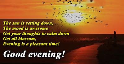 quotes evening