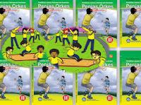 Download Administrasi PJOK Kelas 1 4 dan 5 KK 2013 SD/MI