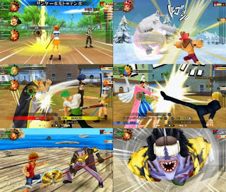 One Piece Romance Dawn PPSSPP