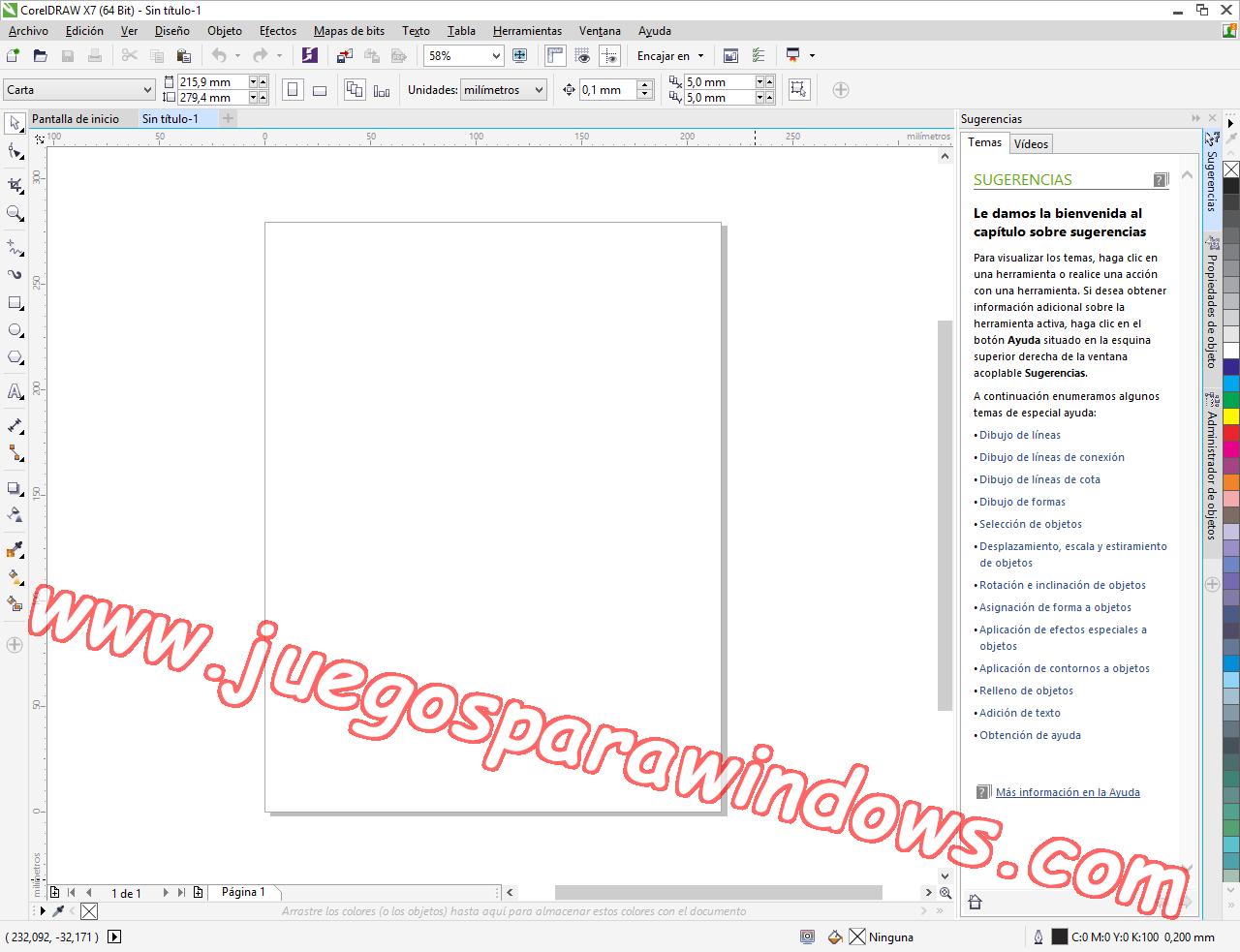 CorelDRAW Graphics Suite X7.3 ESPAÑOL Software De Diseño Gráfico Completo (XFORCE) 10