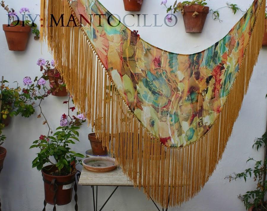 DIY: MANTONCILLO