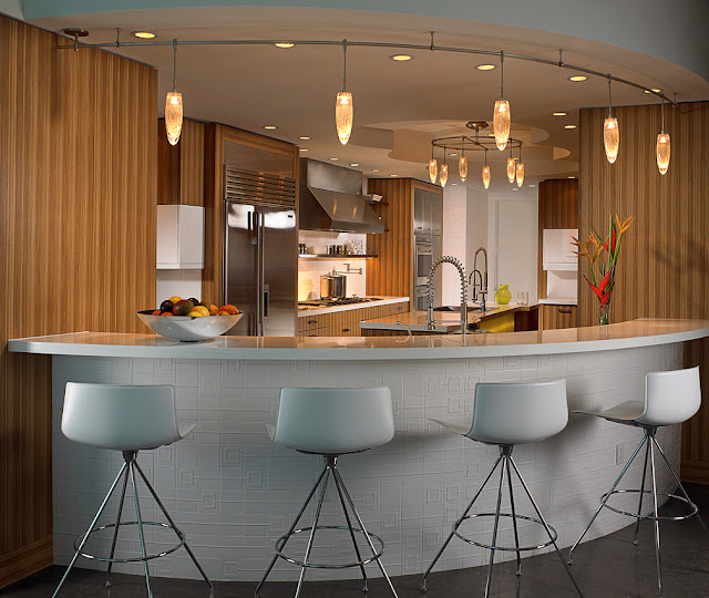 Kitchen Design Ideas with bars