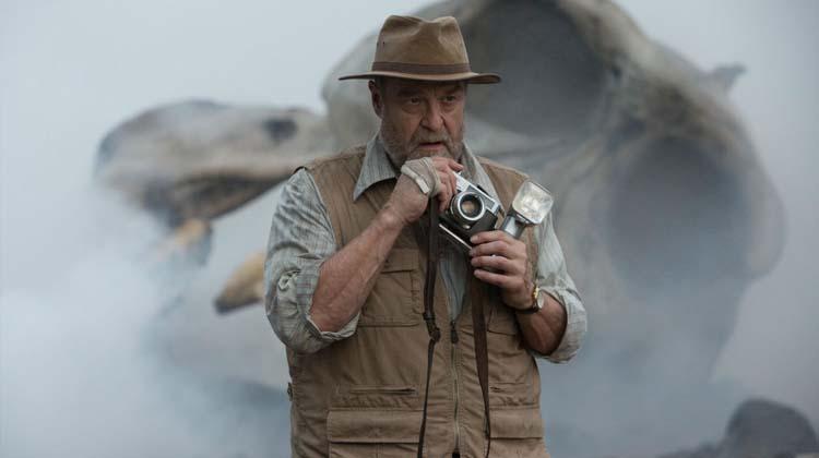 John Goodman en Kong: Skull Island
