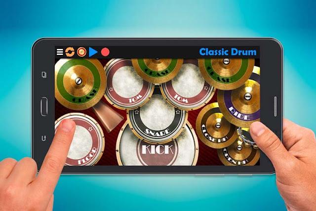 Game Drum yang Ada Lagunya