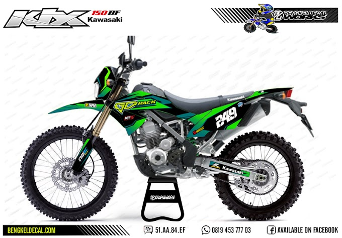 KLX 150 BF - Track