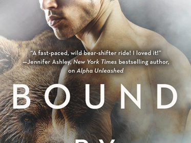 Book Review: Bound by Shadows (Grizzlies Gone Wild #1) by Kathy Lyons