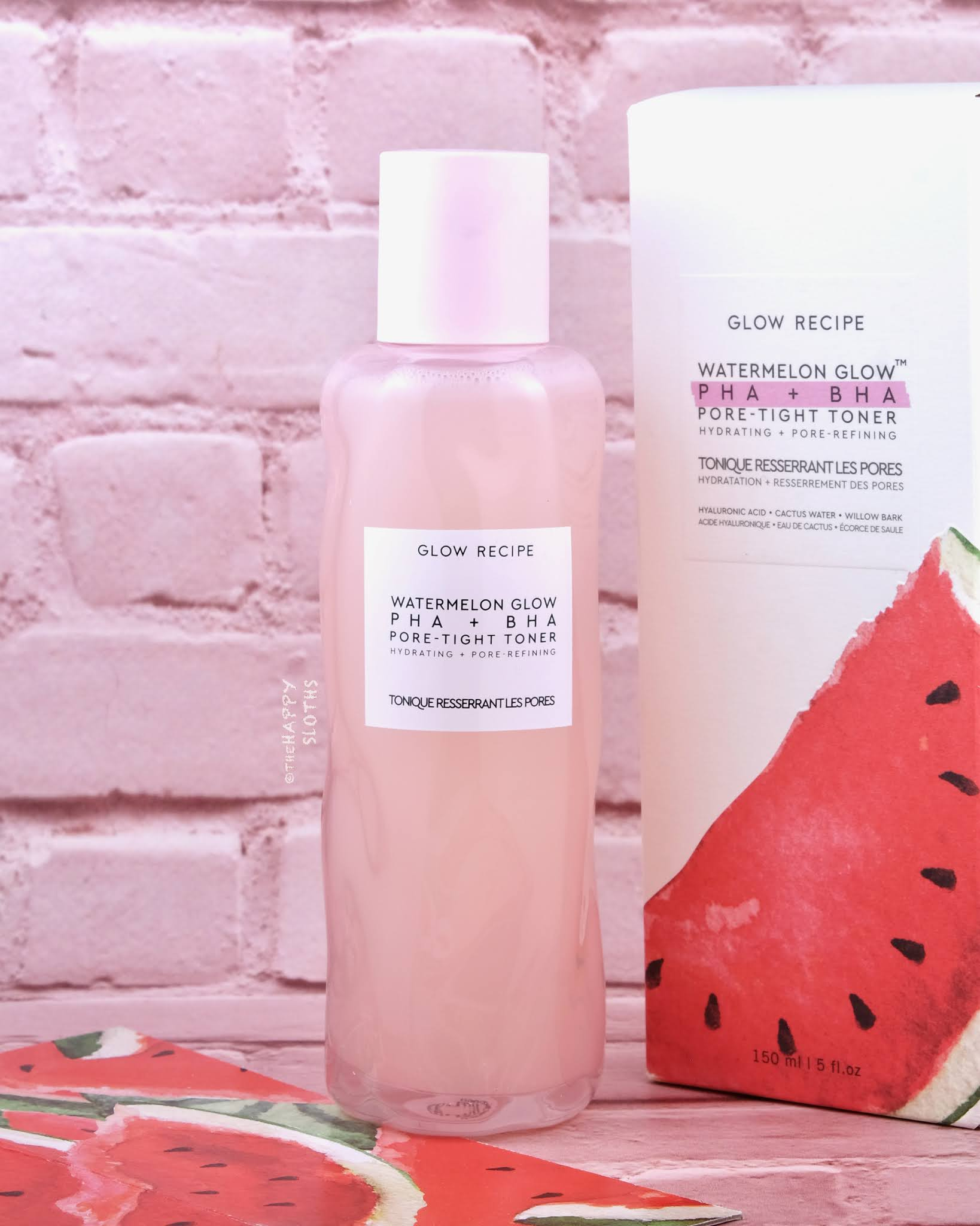 Glow Recipe | Watermelon Glow PHA + BHA Pore-Tight Toner: Review