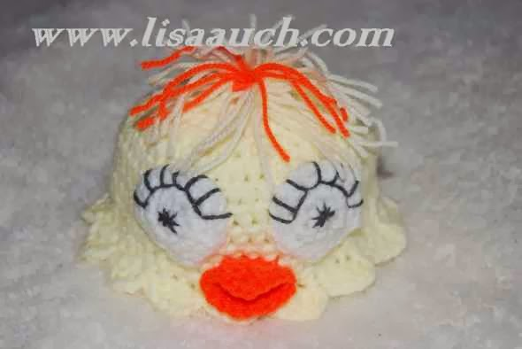 Free Crochet Patterns And Designs By Lisaauch Free Easter Crochet