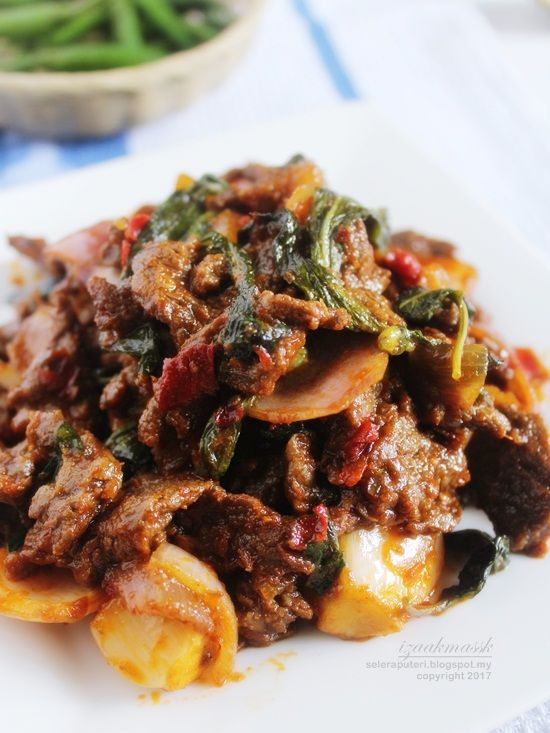 resepi ayam kicap pedas mudah surasmi Resepi Mee Jawa Tanpa Daging Enak dan Mudah