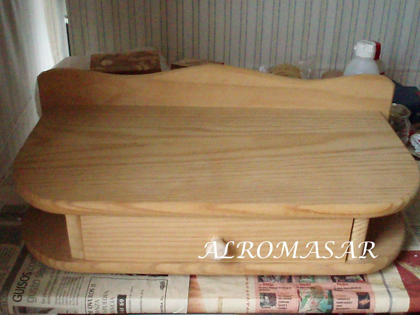 Alromasar trabajos sobre muebles en crudo - Muebles en crudo sevilla ...