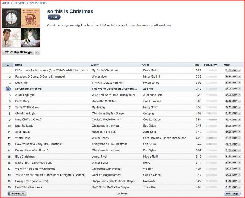 Life Alaskan Style: Christmas Love #2: Christmas Music