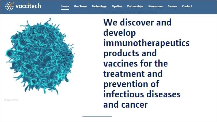 Vaccitech IPO