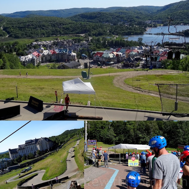 mont tremblant july