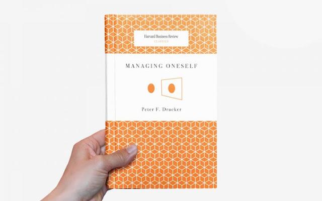 Managing Oneself by Peter Drucke