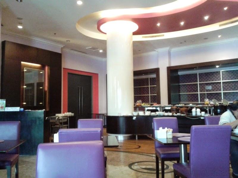 review Zurich hotel balikpapan