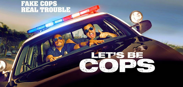 Let's Be Cops blu-ray review
