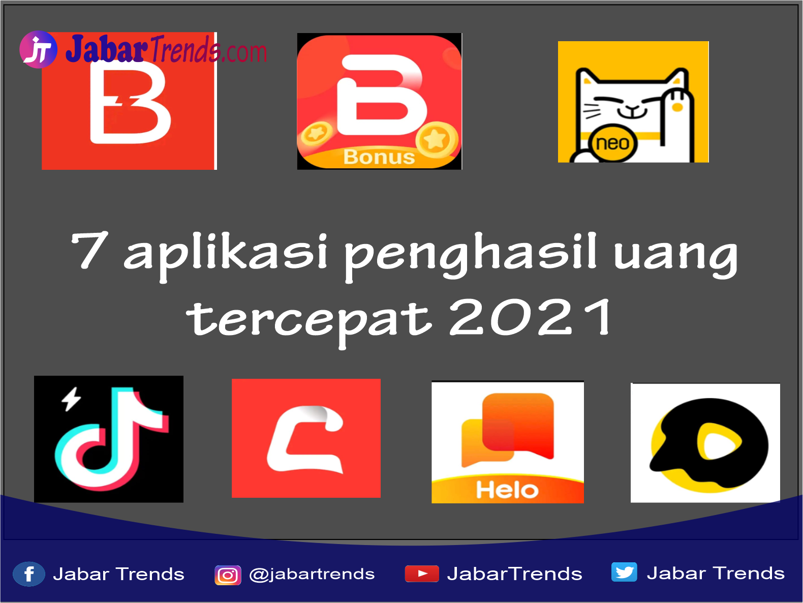 Aplikasi Penghasil Uang Halal 2021 Berikut Cara Mendapatkannya