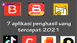 Aplikasi penghasil uang halal 2021, berikut cara mendapatkannya