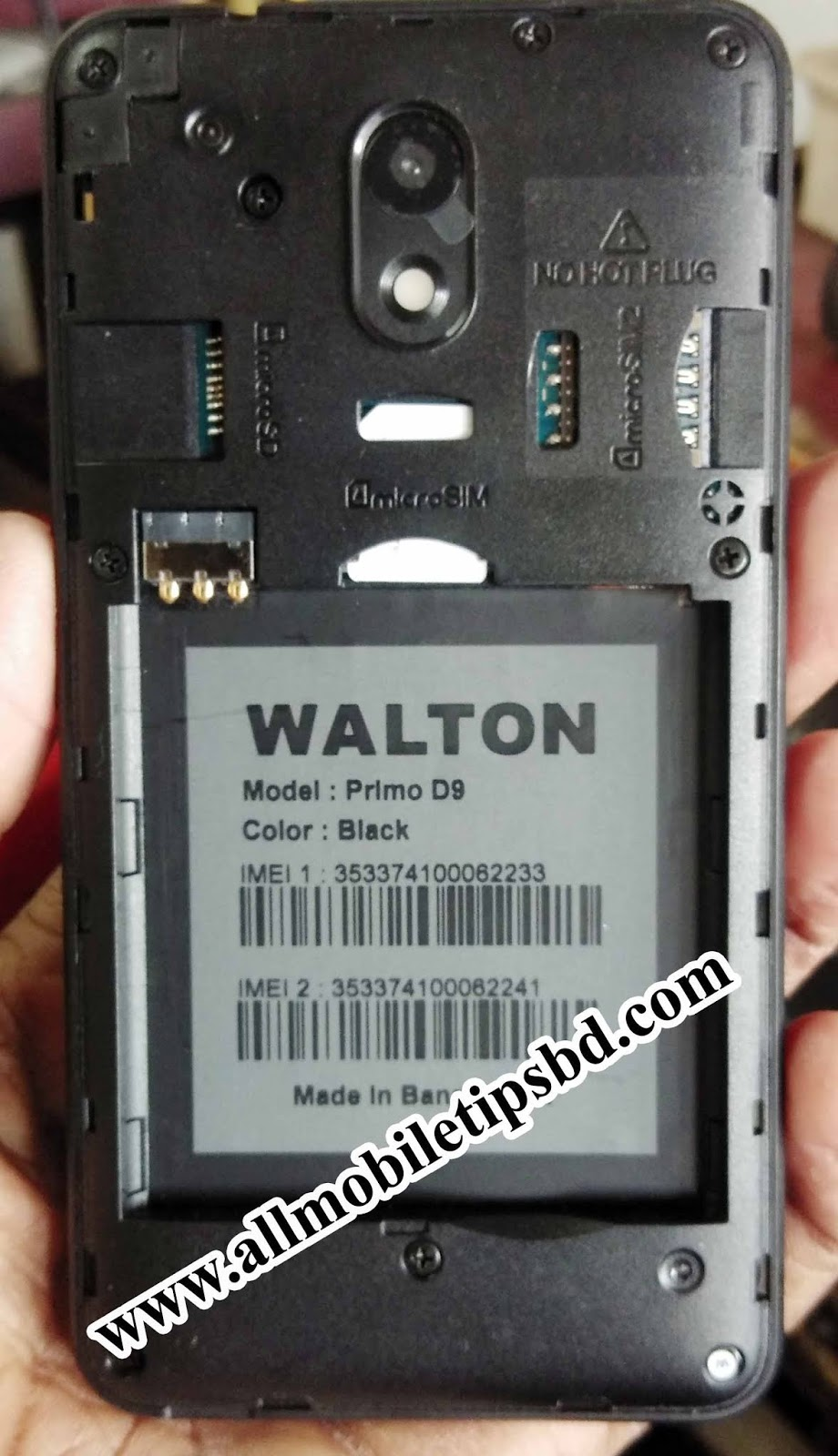 Walton frp bypass
