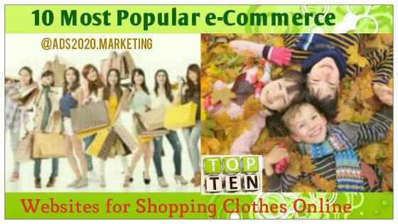 Top-10-Most-popular-shopping-ecommerce-for-clothes-clothing-women-kids-teenagers