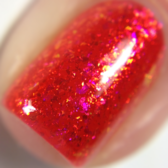 Lollipop Posse Lacquer-Apples, Cherries