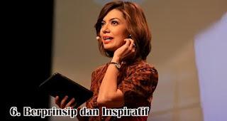 Berprinsip dan  Inspiratif merupakan salah satu tanda kamu adalah penerus Kartini sesungguhnya