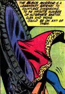 kekuatan doctor strange adalah