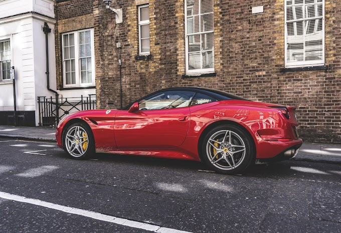 Ferrari : The New Calgary store in face of sluggish Alberta Economy !