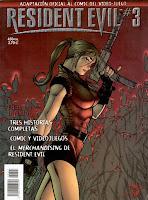 Resident evil comic tomo 3