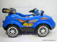 DoesToys DT928 Tiger Sport Car Battery-powered ToyCar with Remote Control