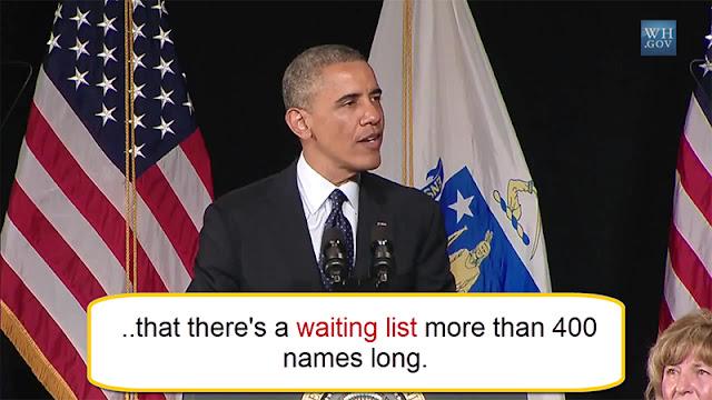 Arti Waiting List