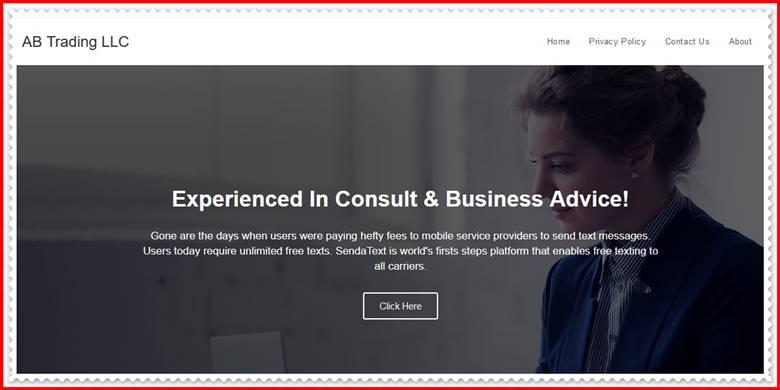 Мошеннический сайт abtradingllc.com – Отзывы, развод, платит или лохотрон? Мошенники