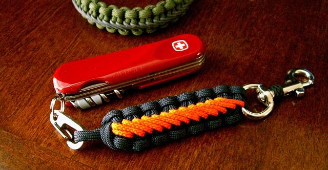 Stormdrane S Blog Stairstep Stitched Paracord Bracelet
