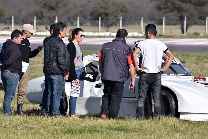 Un banderillero murió atropellado en el Autódromo de Toay