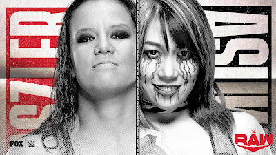 Raw Tag Team Asuka Tooth Nia Jax