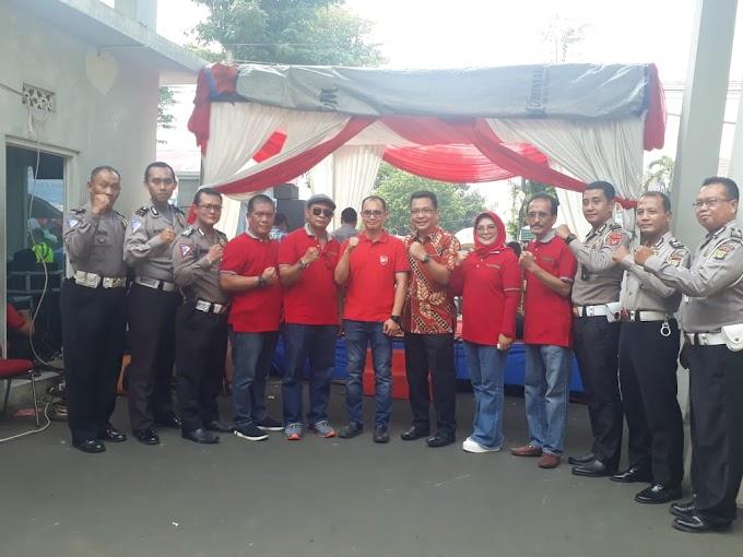 Samsat Depok Hadirkan Panggung Gembira Launching Program Double Untung
