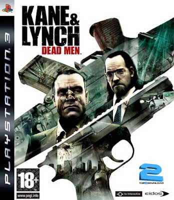 Kane And Lynch Dead Men PS3 Game