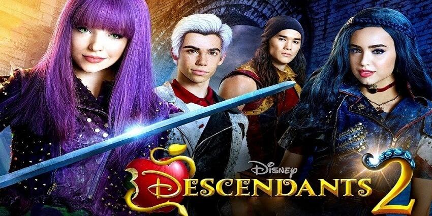 Descargar Los Descendientes 2 Español Latino