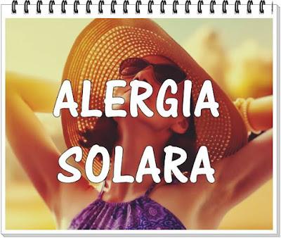 alergia la soare cauze simptome diagnostic tratament