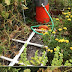 PVC gravity feed drip irrigation