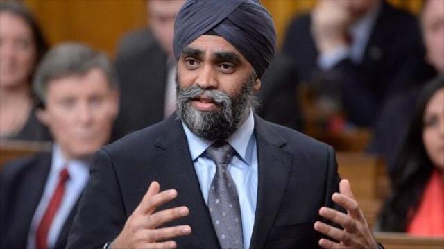 Canadá informa de que Irak permitirá la presencia de la OTAN
