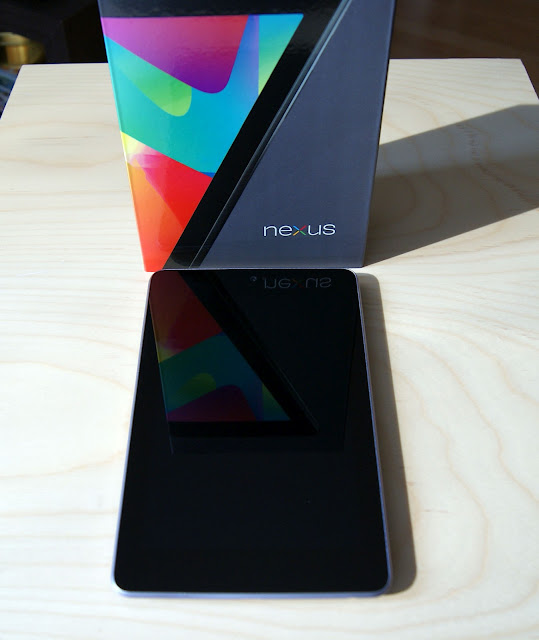 tablet Nexus 7