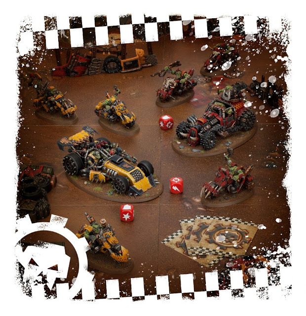 Element Games: Discounted Games Workshop - Warhammer 40000: Speed Freeks Pre-Order