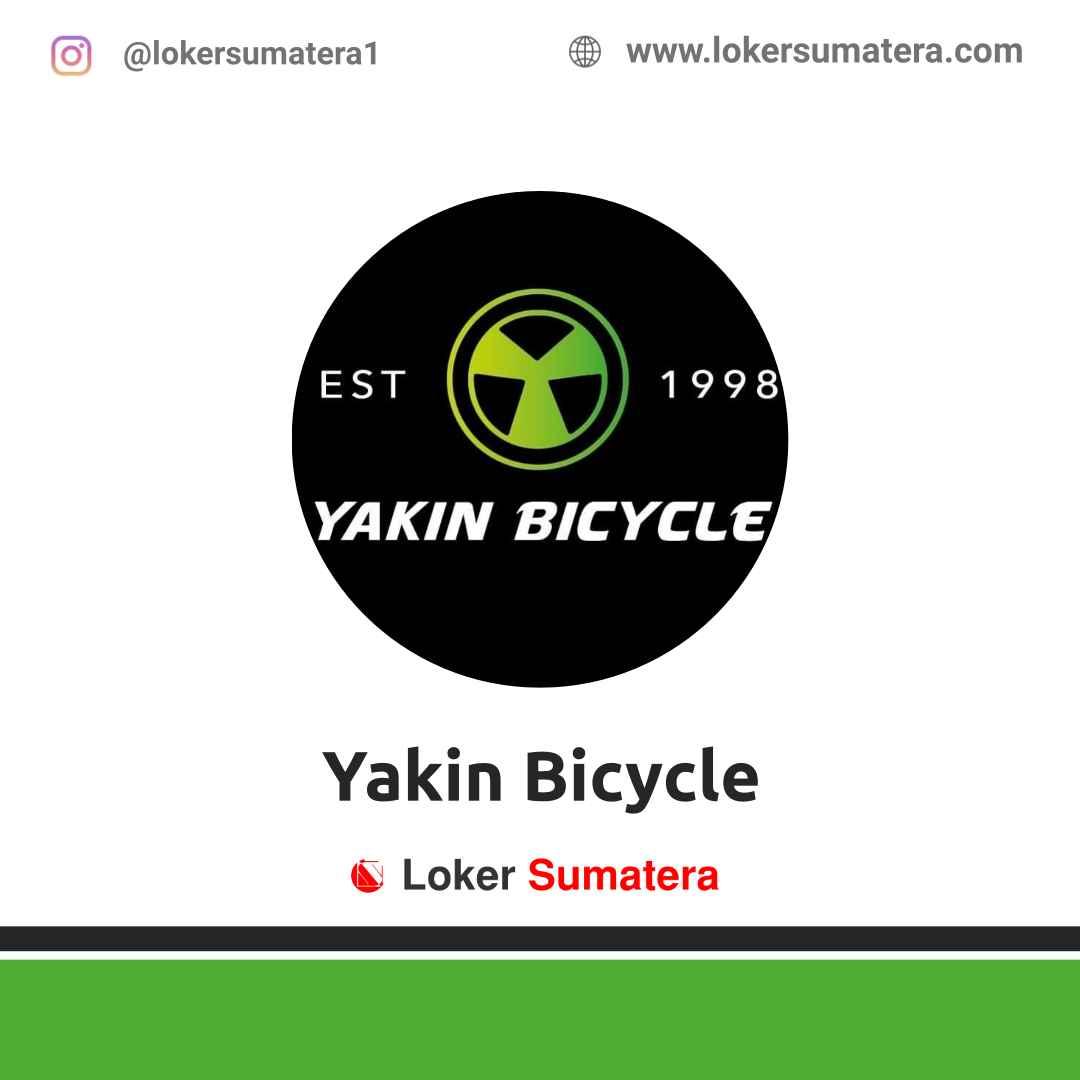 Lowongan Kerja Pekanbaru: Toko Yakin Bicycle April 2021