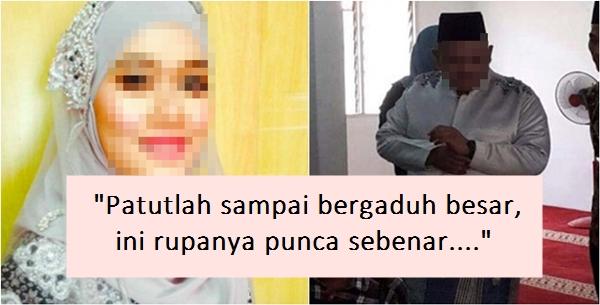 BIKIN PANAS! Perangai Sebenar Pengantin Lelaki Didedahkan Ekoran Bertumbuk Di Masjid!