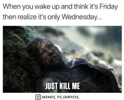 Just Kill Me Friday