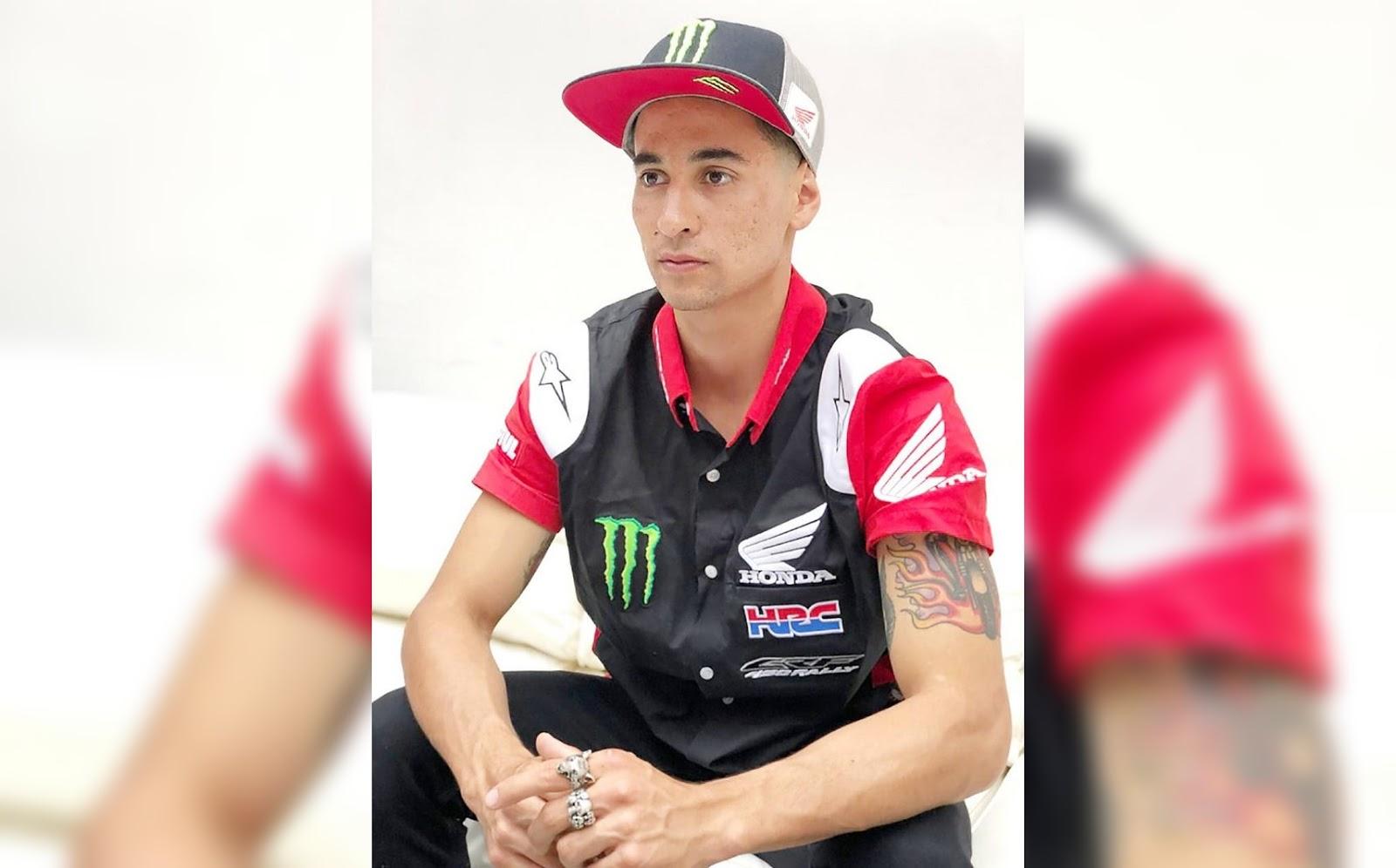Nacho Cornejo tapará sus tatuajes para correr el Dakar en Arabia Saudita
