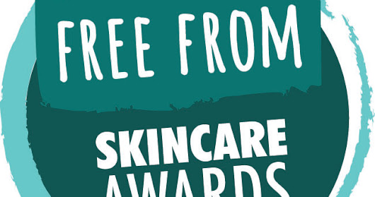 The Free From Skincare Awards 2018 Shortlist is Announced