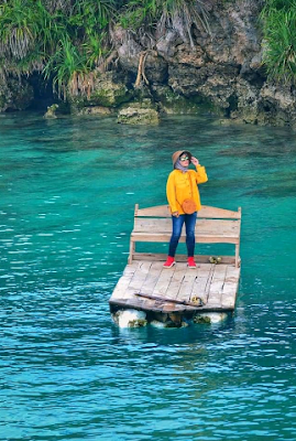 Danau Weekuri Laguna Tersembunyi di Sumba