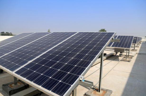 Sharp Solar - Produsen Energi Surya